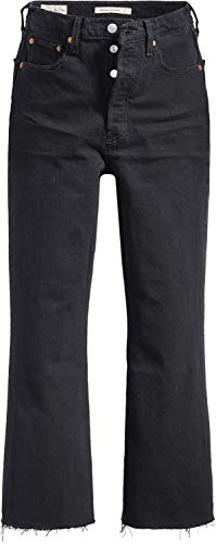 Levi's  ® Ribcage Crop Flare W Jeans on The Rocks - Button-fly Baumwolle Rock