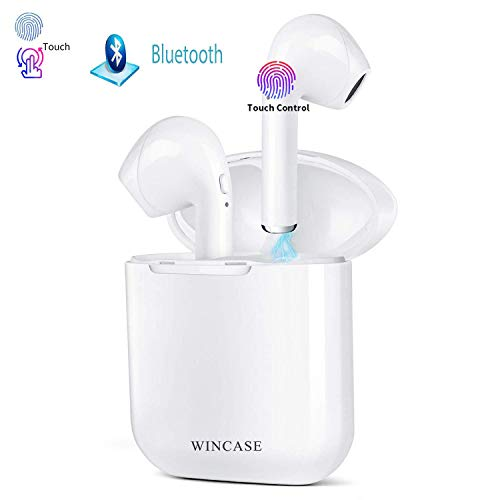 Wireless Bluetooth Double Ear Canal Call Technology