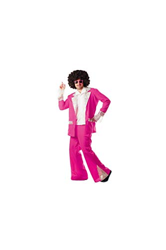 Party Pro 865091822 Costume Forever Rose Fushia