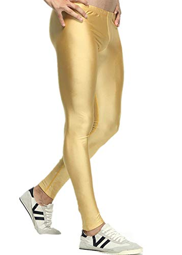Makalon Herren Cool Schnell Trocken Kompression Sport Laufen Ausbildung Strumpfhosen Jugend Leggings Schlanke Lange Hosen Männer Draussen Trainieren Atmungsaktiv Athletische - Coole Sport Kostüm