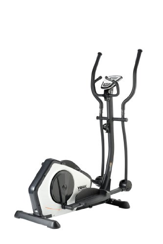 York Fitness White Perform 220 Cross Trainer