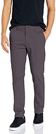 Southpole Men's Flex Stretch Basic Long Chino P
