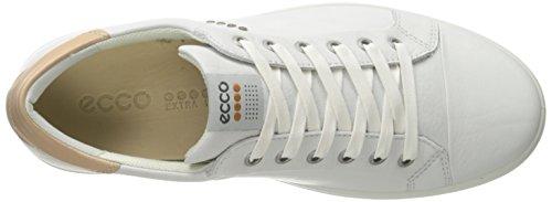ECCO ECCO MEN'S GOLF CASUAL HYBRID, Men's Golf Shoes, Know (WHITE01007), 9 UK (43 EU)