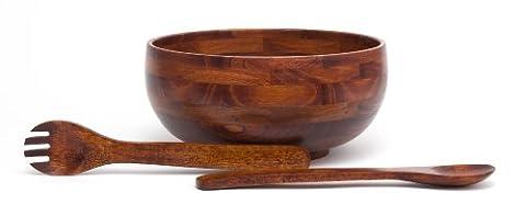Lipper International 224-3 Rice Bowl Set with