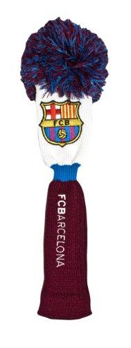 FC Barcelona Couvre-bois à pompon pour bois de parcours...