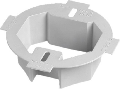 Arlington Industries BE1R Outlet Box Extender, Round, by Arlington Industries
