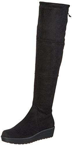 Tamaris 25617, Bottes Femme Noir (noir)