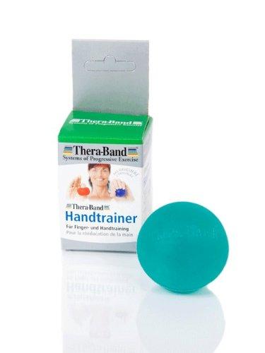 Thera-band Handtrainer Mittel, Grün, 26040 (Grün Trainer)
