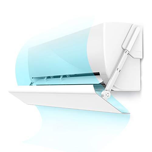Cold Wind Deflector Air Conditioner Windschott Windschütz Anti-Blowing Universal Windschild Wand-Shroud - Wand Duster