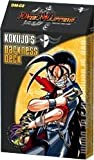 Duel Masters Cards Game Evo-Crushinators of Doom Theme Deck Kokujos Darkness