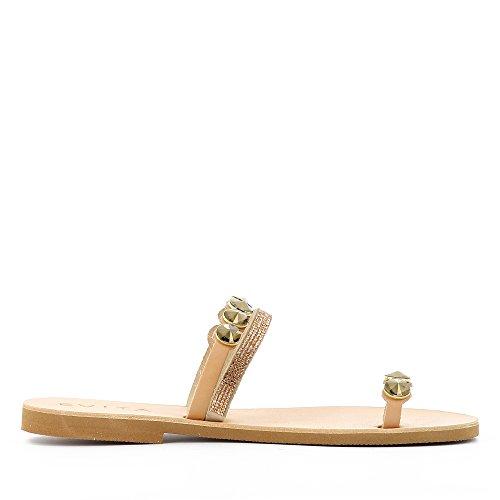 Evita Shoes Greta, Sandali donna Beige