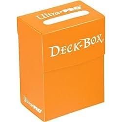 Ultra Pro Deck Box naranja 80 cartas