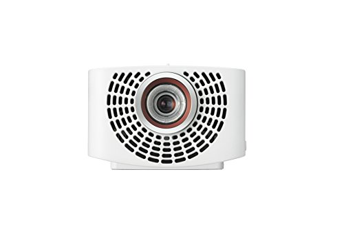 LG Minibeam PF1500G Portable LED Projector, Full HD (1920 x 1080) - White