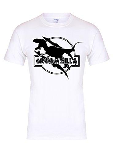 Groomzilla - Unisex Fit T-Shirt - Fun Slogan Tee