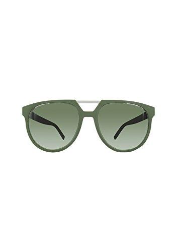 Dior Homme Für Mann Dior 0199 Military Green / Black Rubber / Green Kunststoffgestell Sonnenbrillen