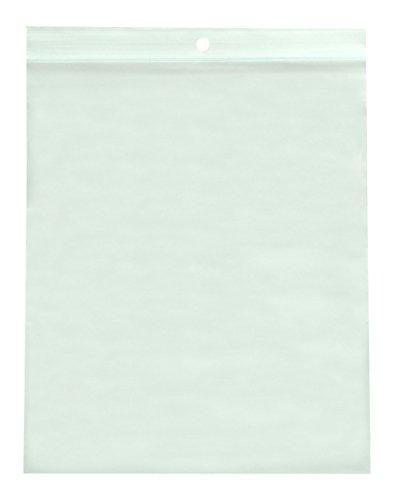 Carte dozio - buste trasparenti con chiusura a pressione - f.to interno mm 230x320-100 pz conf.