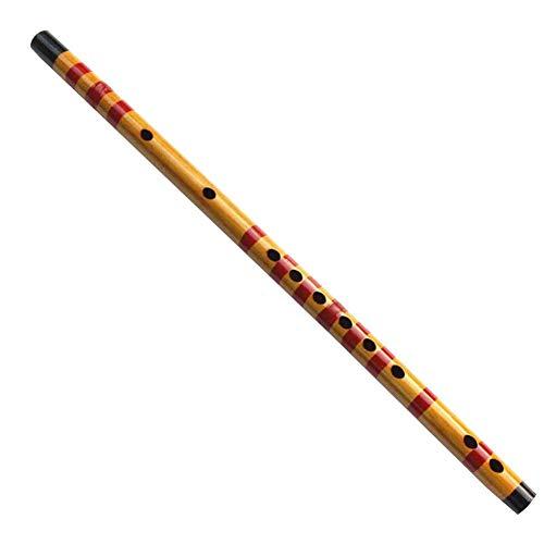 Vaugan Profi Flöte Bambus Musikinstrument Handgemacht für Anfänger Studenten