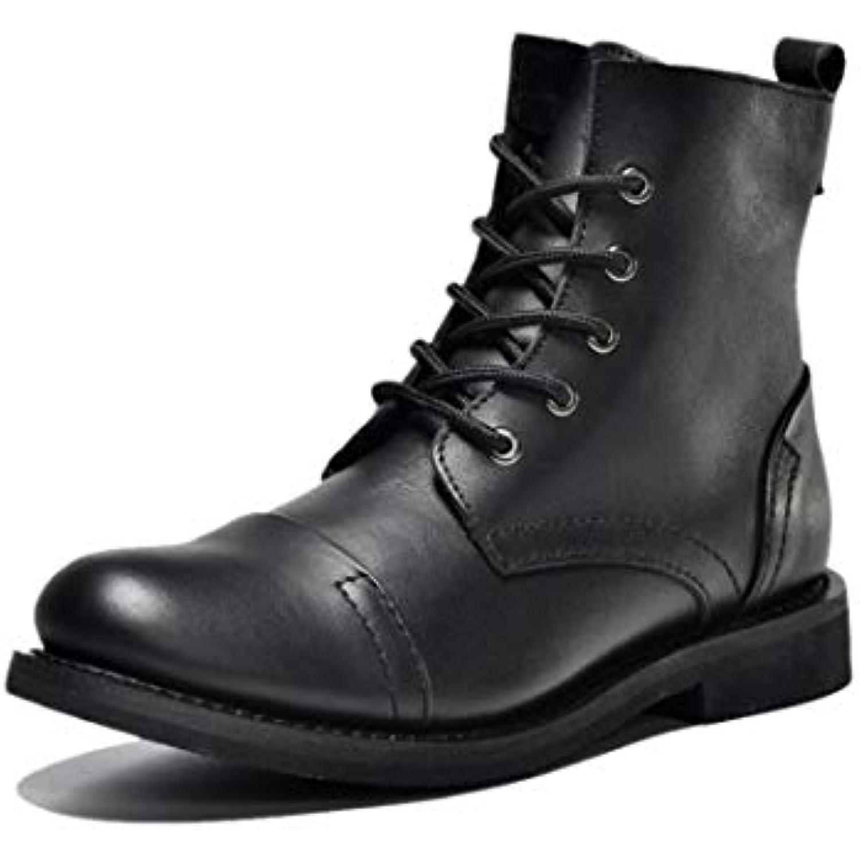 zmlsc Chaussures Habill Habill Habill eacute;es pour Hommes, Rondes Et Souples, Pointues Et Douillettes, Couleurs De La Saison De - B07K5DZV7X - c959a1