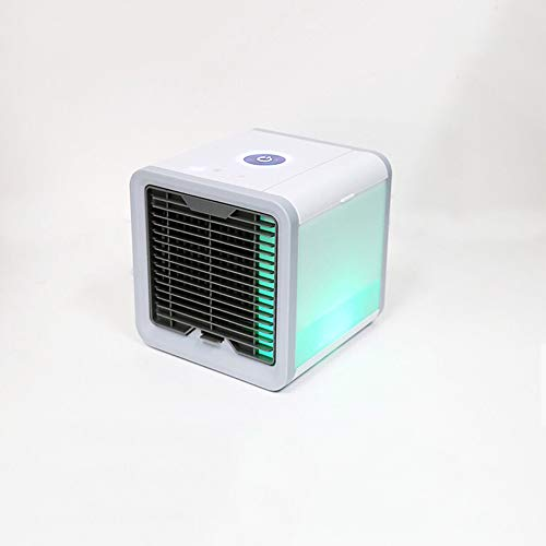 WETRR Refrigerador de Espacio Personal, tecnología de Tanque de Agua Limpia Purificador humidificador...