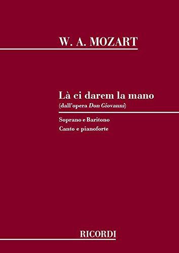 Don Giovanni: La Ci Darem La Mano PDF Books