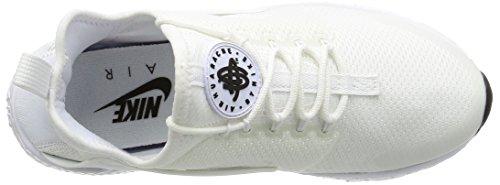 Nike W Air Huarache Run Ultra, Chaussures de Course Femme Blanc (White/white/white/black)