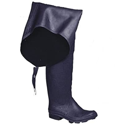 Stormwells Thigh Black Fishing Wader by Stormwells