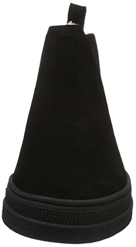 Gant Maria, Bottes courtes avec doublure chaude femme Noir - Schwarz (black G00)