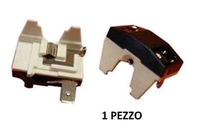 DealMux KLIXON 1 Pin Motorschutz Schutz für Kühlschrank
