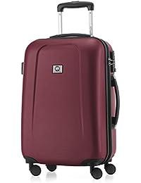 HAUPTSTADTKOFFER - Wedding - Koffer Reisekoffer Trolley Hartschalenkoffer Handgepäck, 4 Rollen, TSA matt, einzeln oder alle Größen als Set (S, M & L)