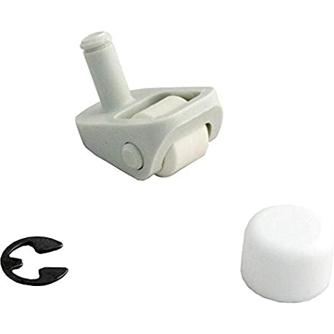 Jandy Zodiac R0379100 Gunite Swivel Wheel Kit