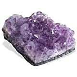 Healing Crystals India Natural Gemstone Cluster (Amethyst 1/2-1 Lb)