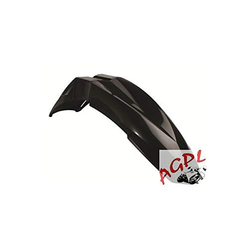 Elerose Modification molle de voiture en caoutchouc de fibre de carbone de 1.5 m 4.9 ft queue universelle en caoutchouc de spoiler sans interf/érence 3D aile sup/érieure Noir