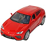 Toyhouse 1:32 DIE-CAST Pull Back Car for Children Red