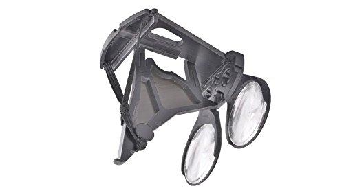 Virtual Vizor® VR Brille für alle Handys (wie Cardboard) 63mm, ohne Cap