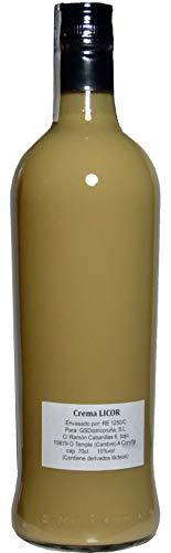 Crema de Orujo Gallego 15% Vol 70 cl.