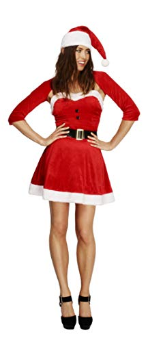 abe Kostüm, Kleid, Mütze, Bolero und Gürtel, Größe: S, 20770 ()
