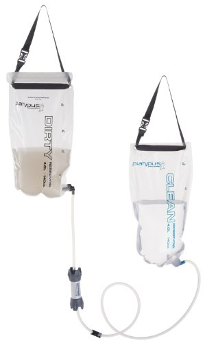 Platypus GRAVITYWORKS 4L WATER FILTER SYSTEM