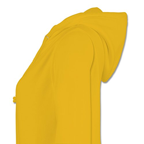 Handball - Es gibt nichts Wichtigeres als Handball - Damen Hoodie Gelb