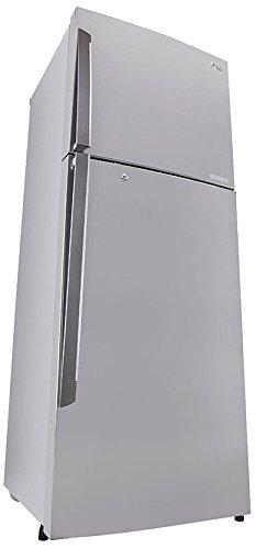 LG 284 L 3 Star Frost-Free Double Door Refrigerator (GL-I302RPZY, Shiny Steel)