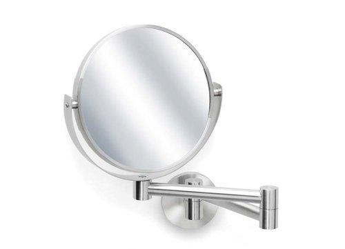 Blomus 68389 Kosmetikspiegel Primo, Edelstahl matt