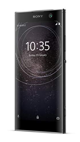 'Sony H41135.2inches XA223MP, 1/2,3sensore misura, Snapdragon 630: Octa Core 2,2GHz Cortex A53CPU, Black
