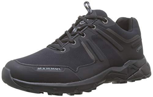 Mammut Damen Trekking- & Wander-Schuh Ultimate Pro Low GTX®, Schwarz (Black), 36 EU -
