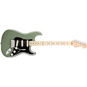 Fender American Professional Stratocaster 3 Color Sunburst MN 0113012700 – verde