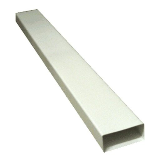 kair-110mm-x-54mm-4x2-rectangular-flat-ducting-pipe-1-metre-length-white-plastic-sys-100-ducvkc249