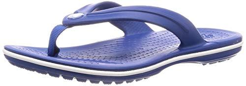 Crocs Unisex-Kinder Crocband Flip Gs Zehentrenner, Blau (Blue Jean 4gx), 37/38 EU