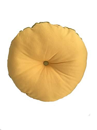 olle, rund, mit Zierknopf in der Mitte ()