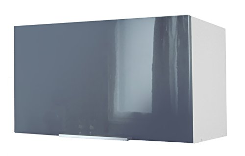 Berlenus CH6HG - Mueble Alto de Cocina para Cubrir la Campana (60...