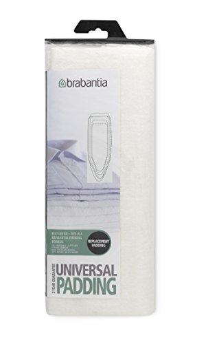 Brabantia - 196423 - Molleton Universel - Viscose - Blanc