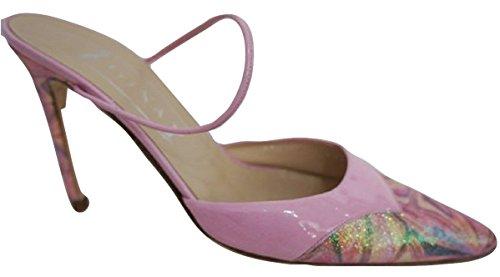 """GINA (London) toutes les chaussures en cuir verni rose """"charité"""" Rose"""