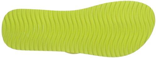 flip*flop Damen Slim Tex Zehentrenner Gelb (sunny lemon)